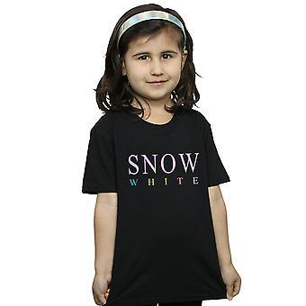 Disney Princess Girls Snow White Graphic T-Shirt