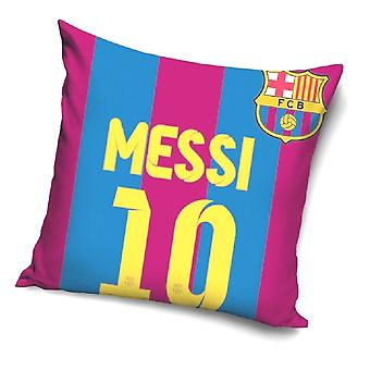 FC Barcelona pillow cover