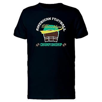 American Football Championship H Tee Men's -Image by Shutterstock