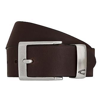 Camel active belts men's belts leather belt Brown 6807