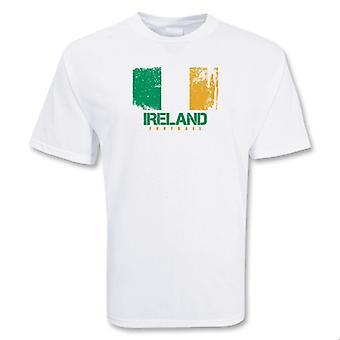 Irland-Fußball-T-Shirt