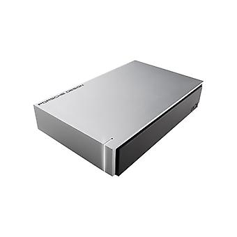 LaCie Porsche Desktop USB 3.0 8 TB P9233 Light Grey