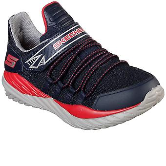 Skechers Nitro Sprint Vector Shift Boys Trainers