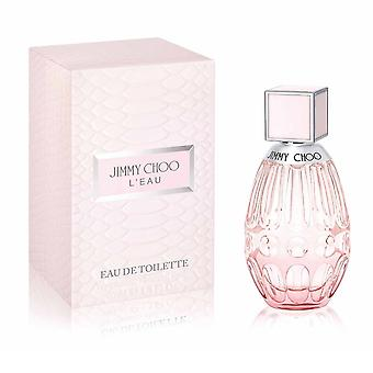 Jimmy Choo Jimmy Choo L'Eau Eau De Toilette Spray voor haar