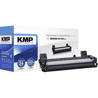 KMP Toner cartridge replaced Brother TN-1050, TN1050 Compatible Black 1000 pages B-T55