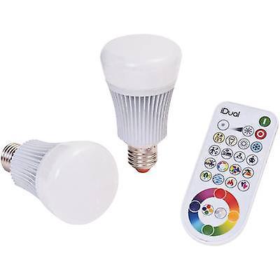 Kit de démarrage Giqu éclairage E27 11W EEC Müller Licht  une (A ++ - E) E27 11 W RGBW
