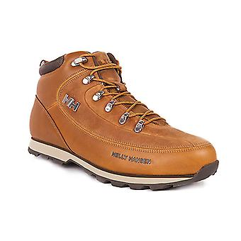 Helly Hansen the Forester waterproof mens boots Brown
