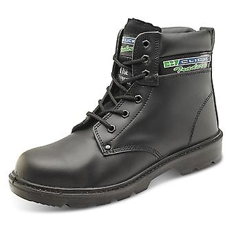 Click Dual Density 6 Inch Safey Boot Black S3 - Ctf20