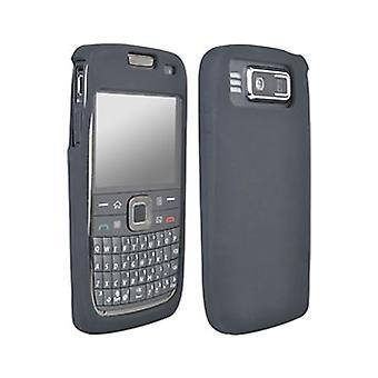 Onbeperkt cellulaire Gel Skin for Nokia E73 (zwart)