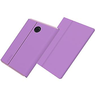 Incipio Faraday Folio Case for Verizon Ellipsis 8 - Purple