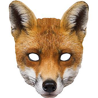Fox animal face mask face animal mask Halloween Carnival