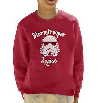Ursprungliga Stormtrooper Legion Heavy Metal Kids tröja