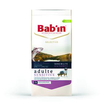 Bab'in Pienso para Perros Sensitive Adult Salmon (Dogs , Dog Food , Dry Food)