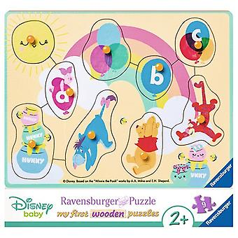 Ravensburger Puzzel Winnie en vrienden