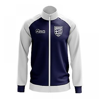 Greece Concept Football Track Jacket (Navy)