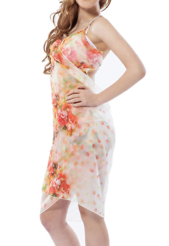 Waooh - Fashion - pareo stampato floreale