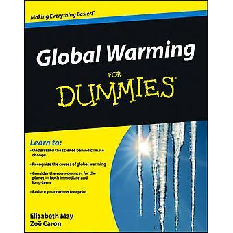 Global opvarmning for Dummies af Elizabeth kan - Zoe Caron - 97804708409