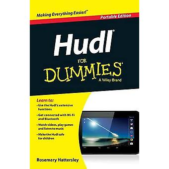 Hudl for Dummies by Hattersley & Rosemary