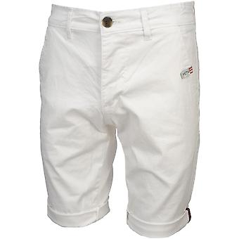 Rivaldi men's Bermuda shorts white