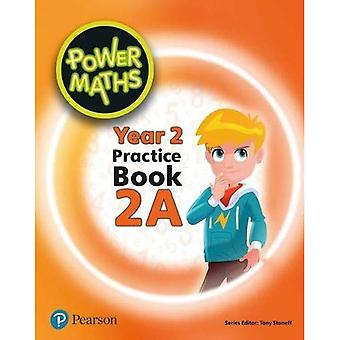 Power Maths Year 2 Pupil Practice Book 2A