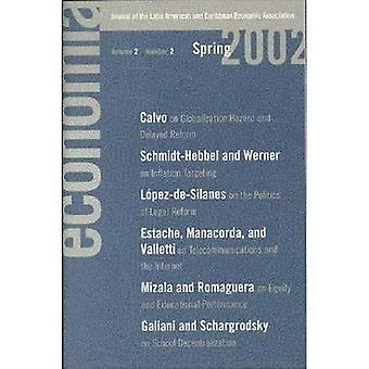 Economia: Spring 2002: Journal of the Latin American and Caribbean Economic Association (Economo�a)