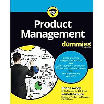Produktmanagement für Dummies (Taschenbuch)