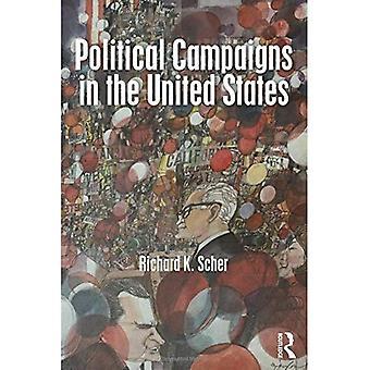Campagnes politiques aux États-Unis