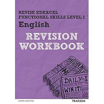 REVISE Edexcel Functional Skills English: Workbook Level 1 (Revise Functional Skills)