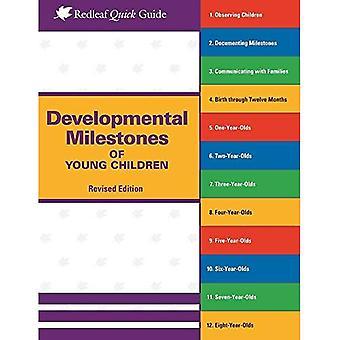 Étapes du développement de la petite enfance (Redleaf Quick Guide)