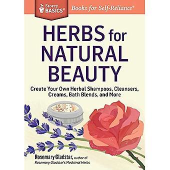 Herbs for Natural Beauty (Storey Basics)