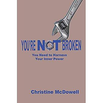 You're Not Broken: You Need to Harness Your Inner Power