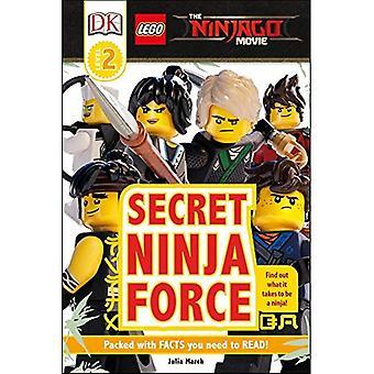 DK læsere L2: Lego(r) Ninjago(r) Movie: hemmelige Ninja kraft (DK læsere)