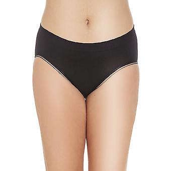 Camille Camille Womens Smooth Seamless High Leg Brief