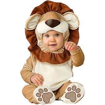 Mooie Leeuw peuter kostuum