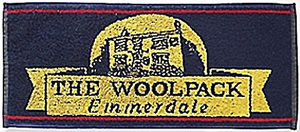 The Woolpack (Emmerdale) Cotton Bar Towel  (pp)