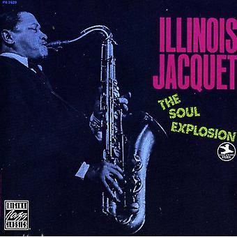 Illinois Jacquet - Soul Explosion [CD] USA import