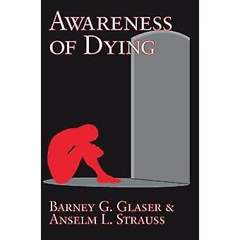 الوعي بالموت قبل غليزر & بارني غ.