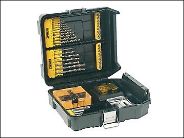 DEWALT DT9281 Mini MAC Masonry & Metal Drilling Kit Set of 63