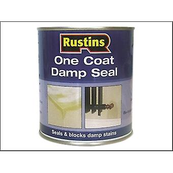 Rustins One Coat Damp Seal 1 Litre