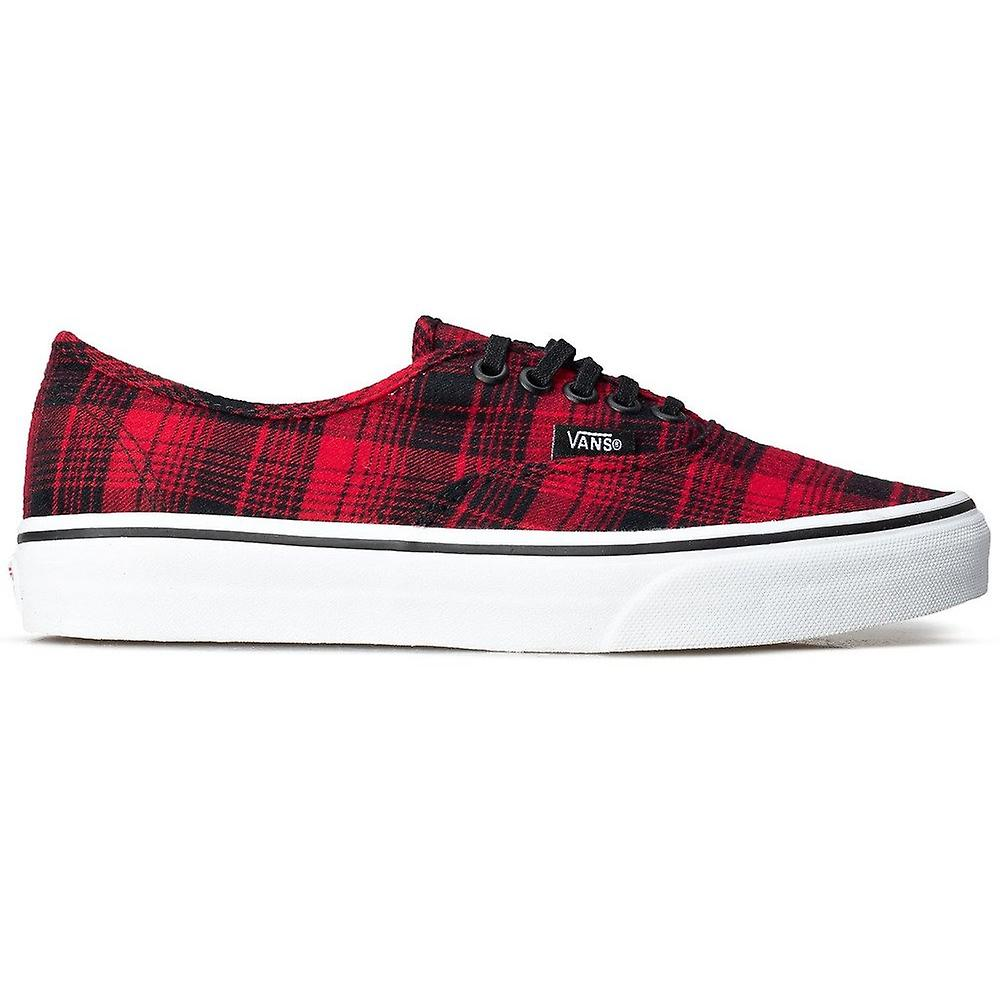 Vans Authentic Plaid VN0A348AM1U universal all year femmes chaussures