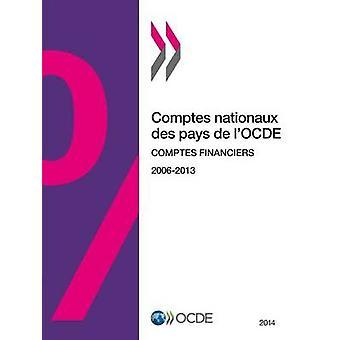Comptes nationaux des pays de lOCDE Comptes finansiärer 2014 av OECD