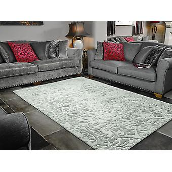 Mayfair Dorchester Rectangle gris tapis tapis modernes