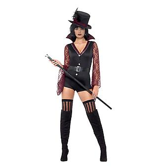 Vampiro femenino de Disfraces carnaval Halloween vampiro Countess Dracula