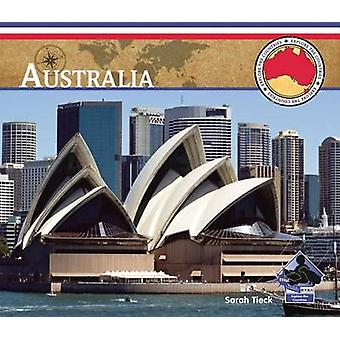 Australia by Sarah Tieck - 9781617838040 Book
