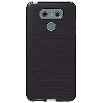 Verizon Matte Silicone Case for LG G6 - Black