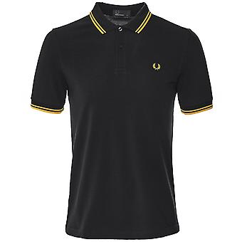 Fred Perry Twin tippet Polo skjorte M3600 506