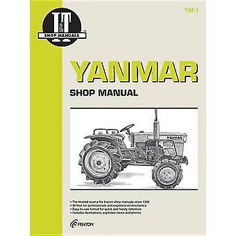 Yanmar - I&t Shop Manual - Models Ym135 - Ym135d - Ym155 - Ym155d - Ym