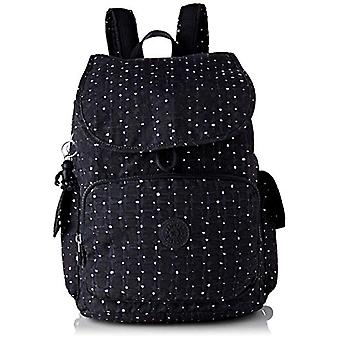 Kipling City Pack - Women's Pink Backpacks (Metallic Rose) 27x29x14 cm (B x H T)