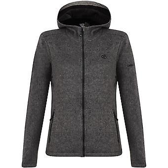 Dare 2b Womens forerun full zip Hooded tröja jacka