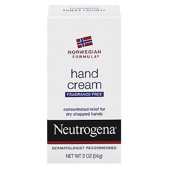Neutrogena Fragrance Free Hand Cream